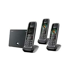 Kyпить  C530IP Trio – Portable VoIP Phone with 2 C530IP Phone TRIO - pack of 3 на еВаy.соm
