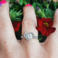 Kyпить Heart shaped diamond engagement ring на еВаy.соm