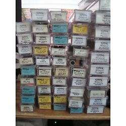 Kyпить N Scale Atlas Freight Cars - ALL MUST GO!!  All rapido couplers - many NOS на еВаy.соm