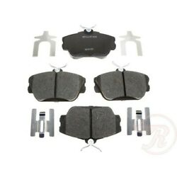 MGD598CH Raybestos New 2-Wheel Set Front for Mark Ford Taurus Thunderbird Cougar