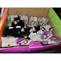 Kyпить PICK YOUR MINT VINTAGE FIRST GENERATION 1999 FURBY BUDDIES NEW WITH TAGS на еВаy.соm