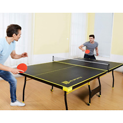 Kyпить Official Size Indoor/Outdoor Tennis Ping Pong Table Sports Game Paddles & Balls на еВаy.соm