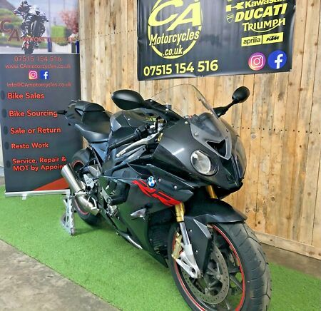 BMW S1000RR - RARE 2 TONE GREY - LOW MILES - FSH - 2011 - FINANCE AVAILABLE