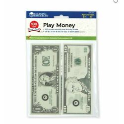 Kyпить Learning Resources Play Money Smart Pack на еВаy.соm