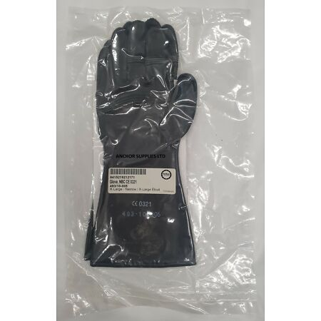 img-Ex Police AIRBOSS Defense CBRN NBC Protective Moulded Gloves