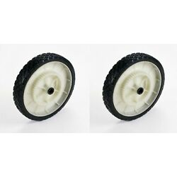 2pk Agri-Fab 44930 Tire & Wheel Assembly For Lawn Sweepers Replace 44932 44931