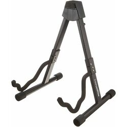 Basics Guitar Folding A-Frame Stand for Acoustic and Electric Guitars