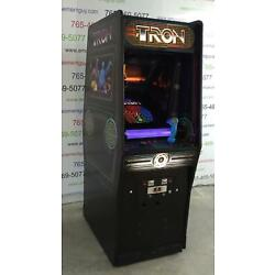 TRON by MIDWAY COIN-OP CLASSIC Arcade Video Game
