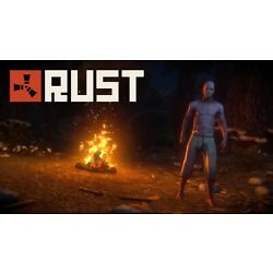 Rust Account ( 0 Hours played)