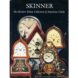 Skinner: The Herbert Nilson Collection of Amereican Clocks - Boston Auction