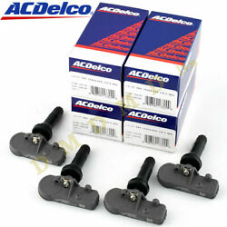 ACDELCO TPMS Tire Pressure Monitoring Sensors for Chevy GMC GM OEM 13586335