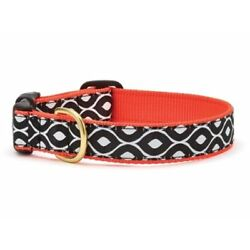 Up Country - Dog Puppy Design Collar - Made In USA - Contour -  S M L XL XXL