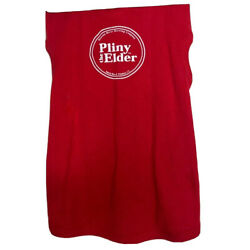 Red XL Pliny the Elder Russian River Brewery Co. Dog shirt/tank top