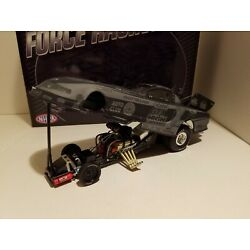 John Force Castrol ARC  Stealth 2011 Mustang Funny Car 1:24 ''ONLY 841 MADE''