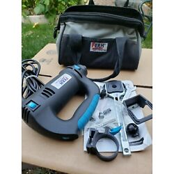 FERM VARIABLE SPEED ROTARY CUTTING TOOL KIT MODEL SCM8001