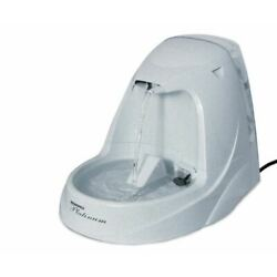 Drinkwell Grey Platinum Pet Fountain Model PWW00-13703 New + Free Shipping !!!