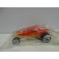 Hot Wheels SOOO FAST Red w/Flames in Baggy dated 1996