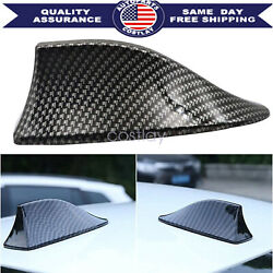CARBON FIBER STYLING Shark Fin Antenna Vortex Stereo Cover Fits Chevrolet Nissan