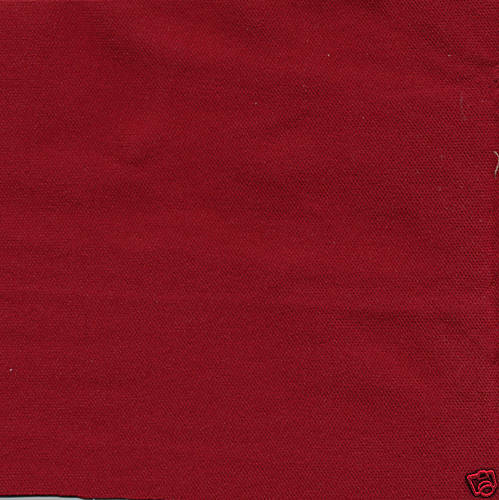Custom Knit Fabric : Star Trek TOS Custom Dyed Nylon Knit Fabric: Red eBay