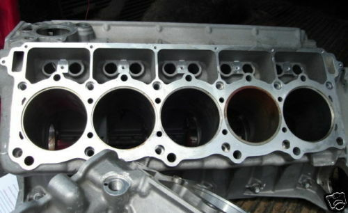 Dodge Viper Bare Engine Block W Main Caps Gen 2 V10 8 0l