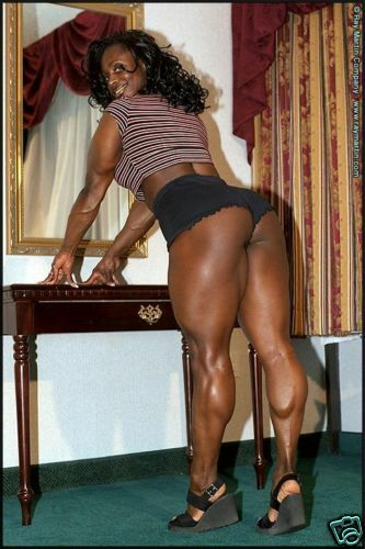 Female Bodybuilder Dayna Cadeau Rm-183 Dvd  Ebay-5922