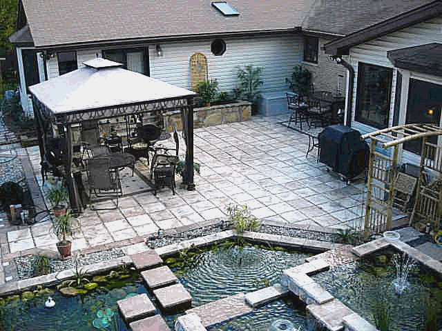 29 Castle Stone Molds 10 Sizes Concrete Patio Pavers