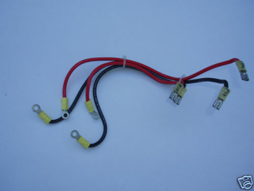 Boiler Replacement Parts : Seisco boiler replacement part wire harness ebay