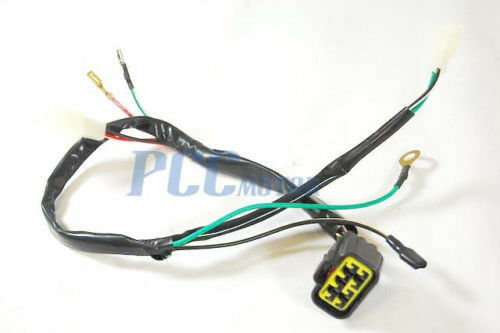 150cc engine wire wiring harness xr50 crf50 lifan i wh02. Black Bedroom Furniture Sets. Home Design Ideas