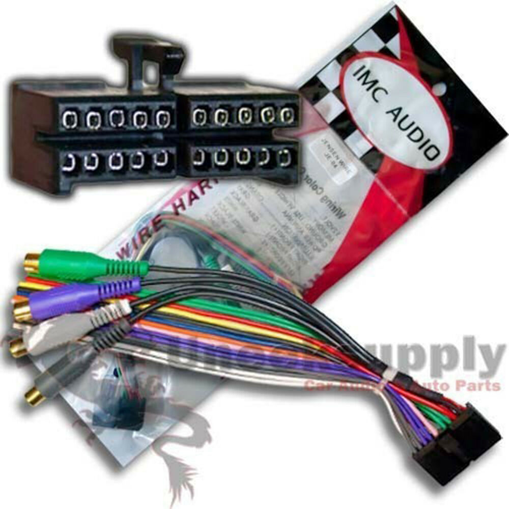 jensen wire harness 20 pin wire cd6112 cd3610 mp5610 cd335x cd450k jensen wire harness 20 pin wire cd6112 cd3610 mp5610 cd335x cd450k