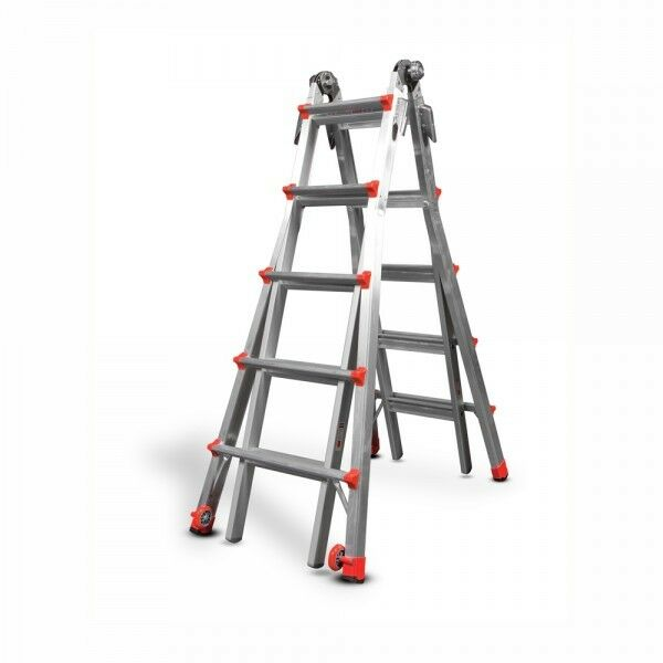 22 1a Revolution Little Giant Ladder Amp Work Platform Ebay