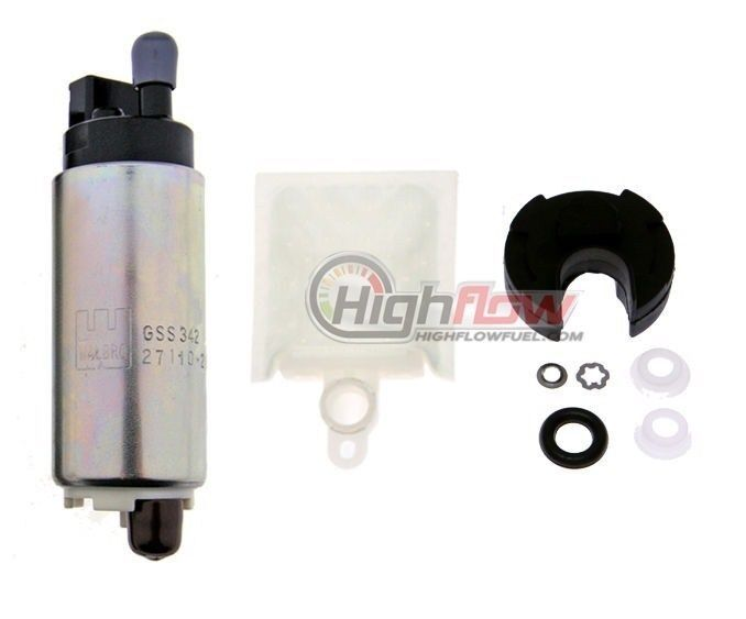 Gss342 96-97 ford mustang cobra walbro fuel pump 255 lph new