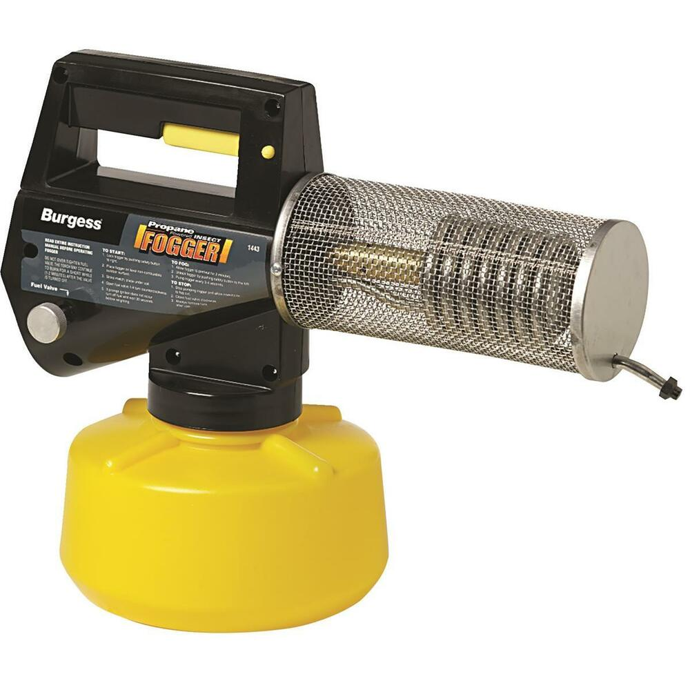 Backyard Mosquito Fogger: Industrial Insect Mosquito Bug Propane Fogger Sprayer