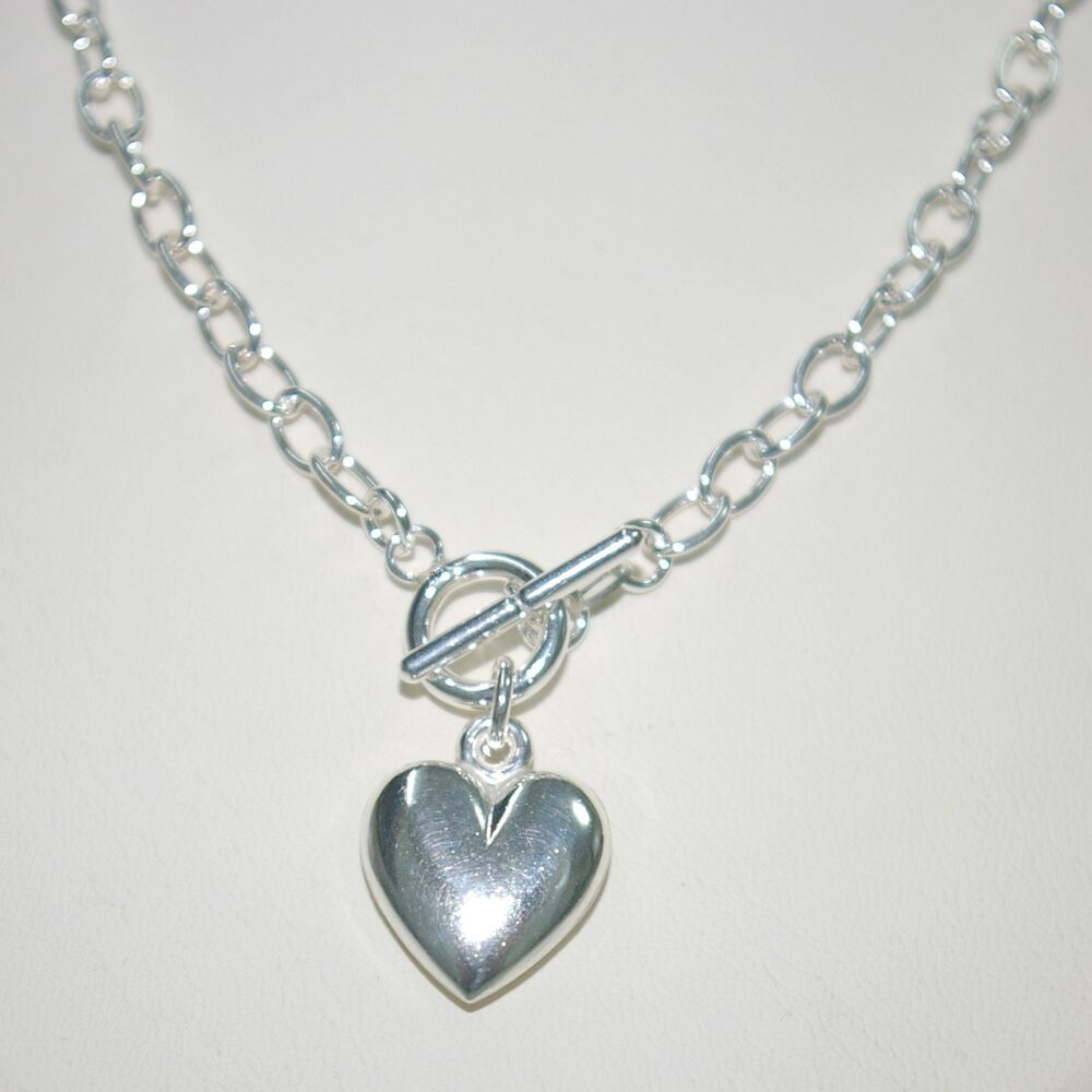20 quot 50cm sterling silver 925 cable chain charm