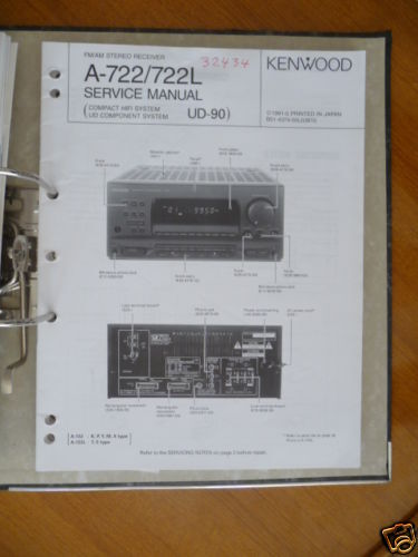 kenwood at 50 service manual