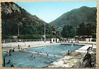 09 - CPSM AX LES THERMES - PISCINE SPORTING CLUB