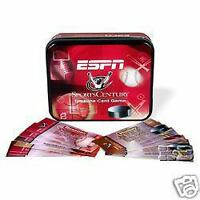 ESPN Sports Century Timeline Trivia Game from Matel