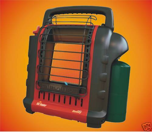 Mr Heater Mh9bx Indoor Portable Propane Buddy Heater