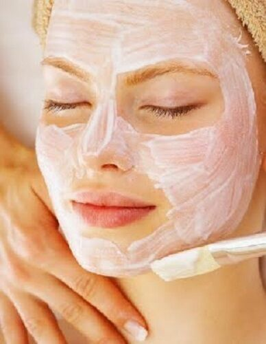 Mask cream for face