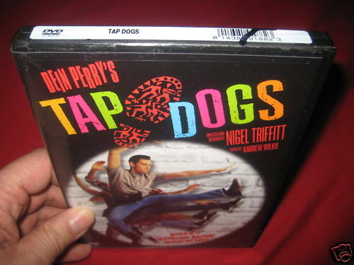 Dein Perry's Tap Dogs Dvd
