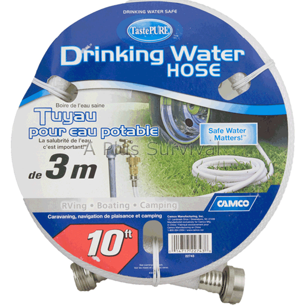 10 Drinking Water Hose For Rv Camping Boating Ebay