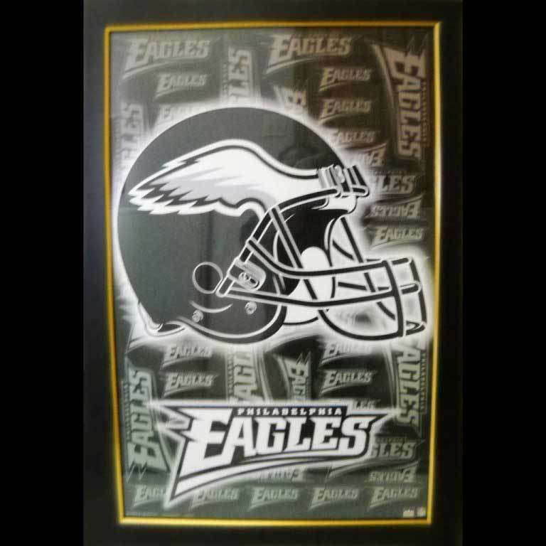 Philadelphia Eagles Football Neon LED Sign Wall Lamp Light