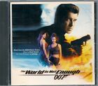 CD BOF--THE WORLD IS NOT ENOUGH-J.BOND--ARNOLD/GARBAGE
