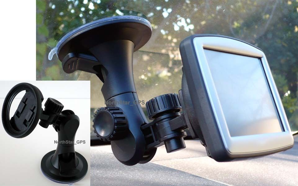 Gps Car Mount: CAR WINDSHIELD SUCTION MOUNT FOR TOMTOM XL 330 335 340 350