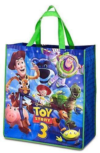 Gift Bag Toys : Toy story eco tote shop bag gift nwt disney store ebay
