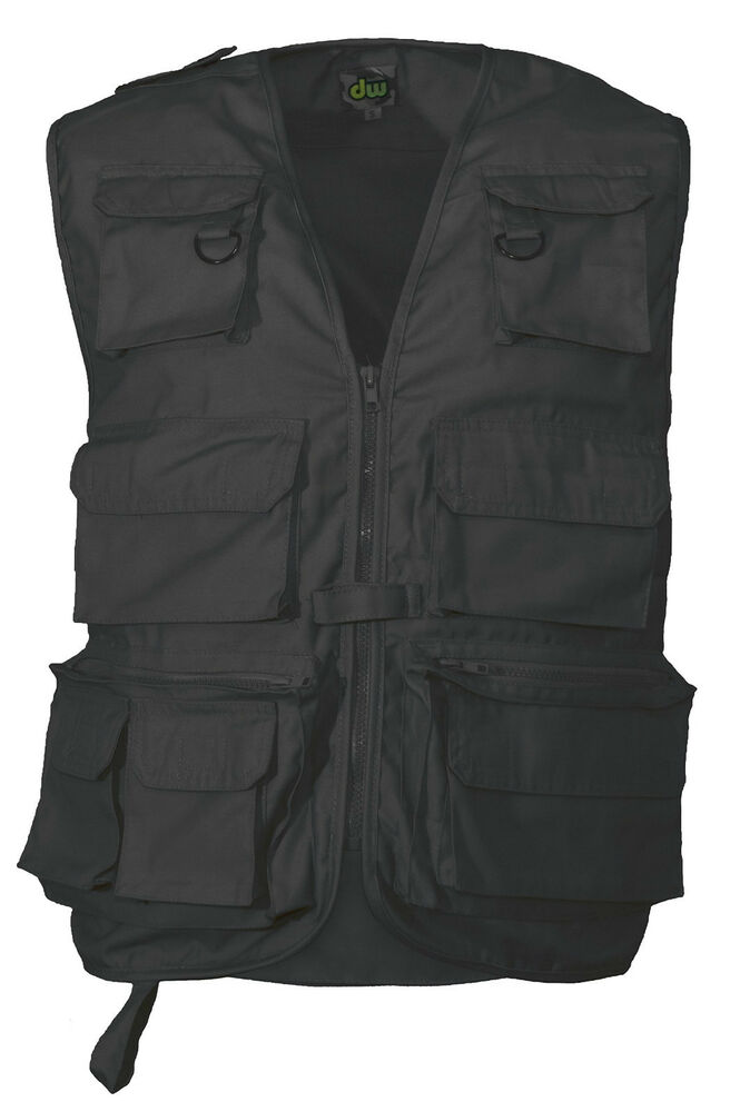 Find great deals on eBay for pocket vest black. Shop with confidence.