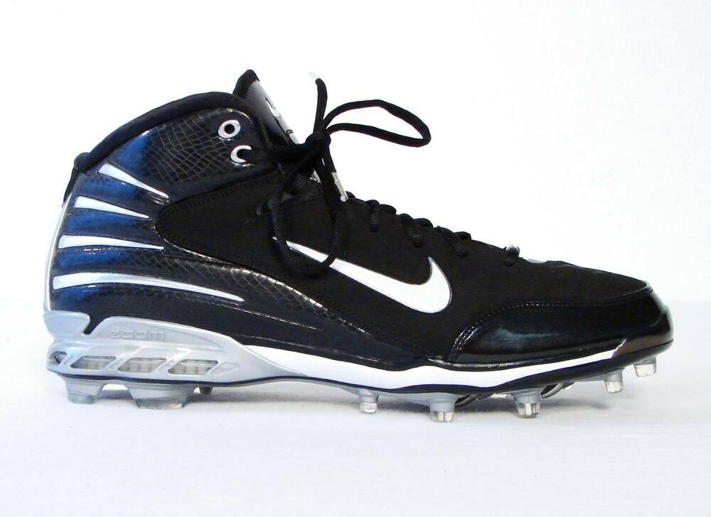 Nike Zoom Assassin Black Dri Fit Cleats Football Shoes ... - photo#32