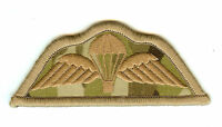 Official Multicam Velcro Backed Para Wings ( Airborne