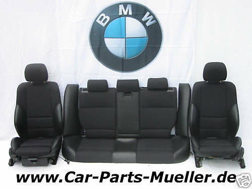 3 3er bmw e46 lederausstattung sportsitze sport seats m. Black Bedroom Furniture Sets. Home Design Ideas