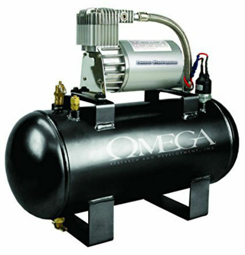 omega ac 1 5 12v 1 5 gallon oil less air compressor 289538871317 ebay. Black Bedroom Furniture Sets. Home Design Ideas