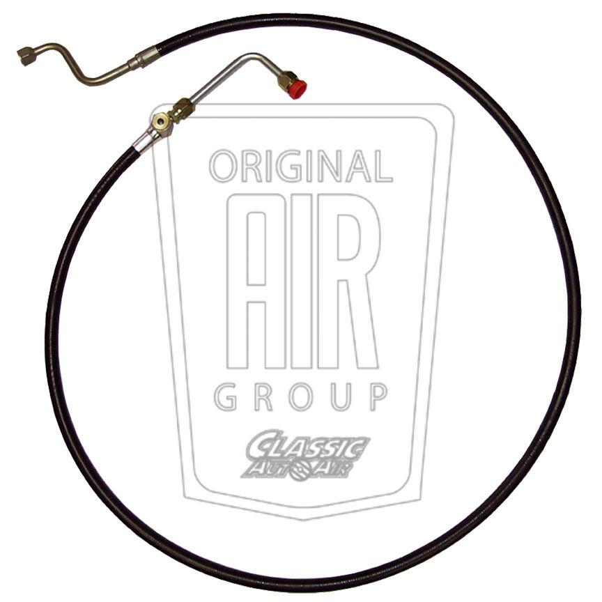 1967 c liquid hose 390  428 v8 ac air